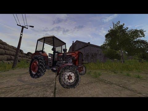 """TAMTA MASZYNA"" URSUS C-330 FARMING SIMULATOR 2017 KABARET MALINA"