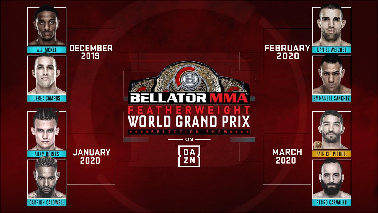 Selection Show 2020.What Did You Make Of Bellator S Selection Show Mmatorch