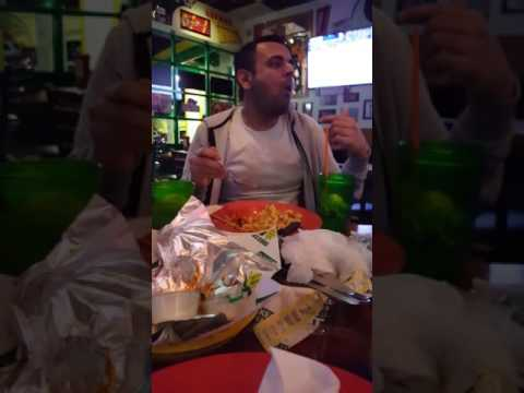 Quaker Steak And Lube - Triple Atomic Wing Challenge!