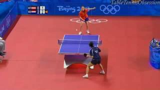 2008 Beijing Olympics: Liu Jia vs Li Jie