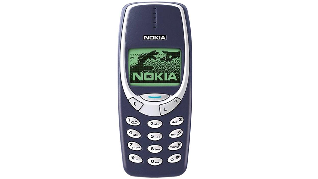 NOKIA 3310 SONNERIES TÉLÉCHARGER