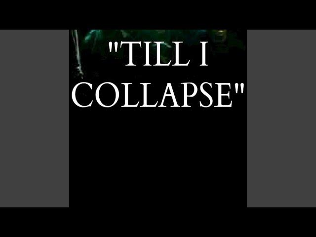Till i collapse (eminem & nate dogg tribute) single [explicit.