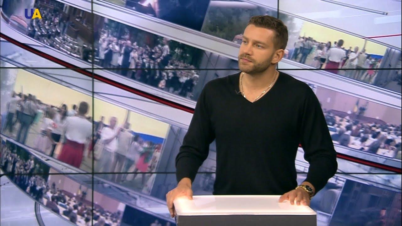 Прикарпатський актор Богдан Юсипчук розповів про суддівство на телешоу «Модель XL» (відеофакт)