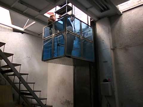 Elevador Para Casa De Media Cabina Fabricado Por Mobility