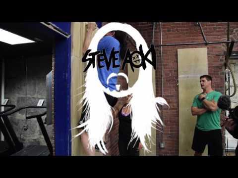 Reebok CrossFit BackBay Highlights: Steve Aoki Comes to Back Bay