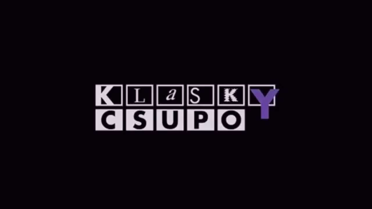 klasky csupo logo in hd - youtube