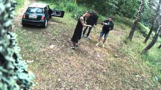 Пранк:Отвезли в лес и ограбили / They were taken to the forest and robbed.