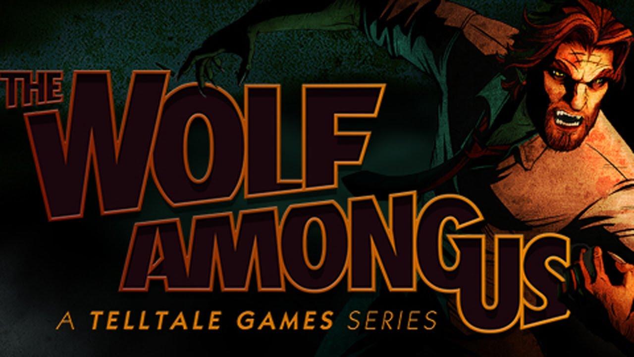 Afbeeldingsresultaat voor wolf among us cover