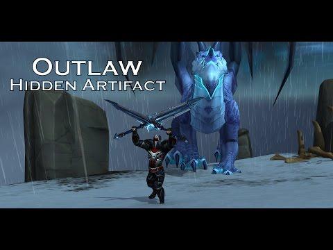 Outlaw Hidden Artifact - Bindings of the Windlord