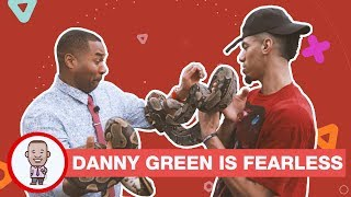 DANNY GREEN IS FEARLESS ON CABBIE PRESENTS