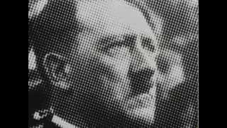 Propaganda - Folha de São Paulo - 1987 - Adolf Hitler