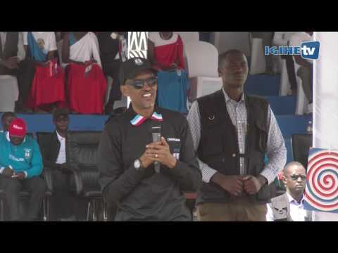 "Burera twarahabaye, twaraharwanye, twarahatsindiye, ubu turi kuhubaka"" - H.E Paul Kagame"