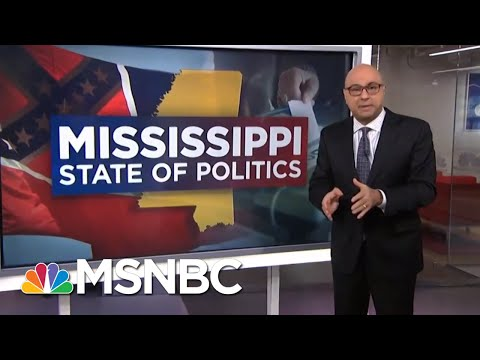 Mississippi's History Casts Shadow On Senate Race | Velshi & Ruhle | MSNBC