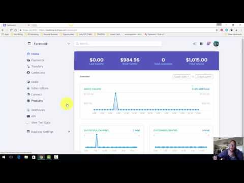 Instant Cash Strategy - Using Stripe to accept payments