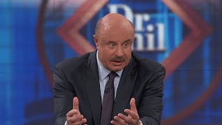 Dr. Phil To Guest Who Argues With Ex In Front Of Their Child: 'You're Going To Defend That?'