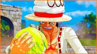 One Piece World Seeker Game | Assembly Walkthrough