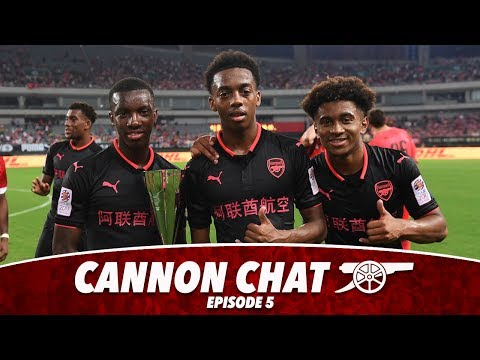 Cannon Chat | Episode #5 | Back to London