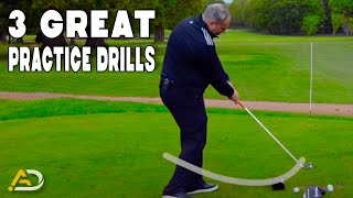 How To Swing In To out| 3 Simple Drills
