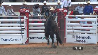 Day 3 rodeo highlight action from the Calgary Stampede -- July 6, 2014