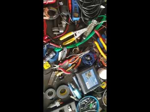 Automotive Electrical Testing Equipment Part 1