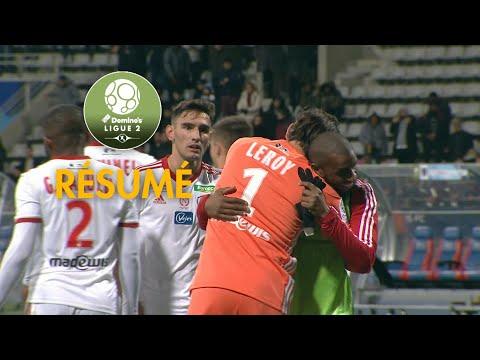 Paris FC - AC Ajaccio ( 2-3 ) - Résumé - (PFC - ACA) / 2019-20