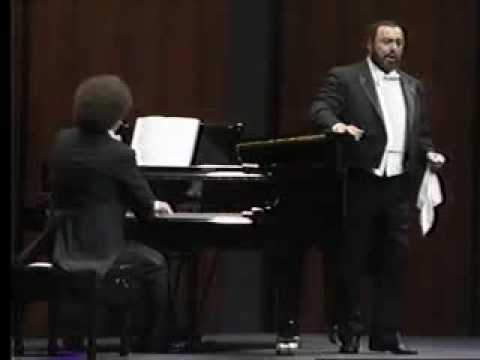 Pavarotti- Un Aura Amorosa- Mozart