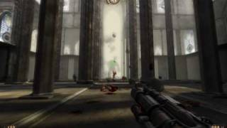 Painkiller Walkthrough Cathedral Chapter 1 Level 4 Gold Black Edition On Trauma Gameplay PC Part 5