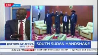 Hope for South Sudan as Raila\'s initiated handshake holds