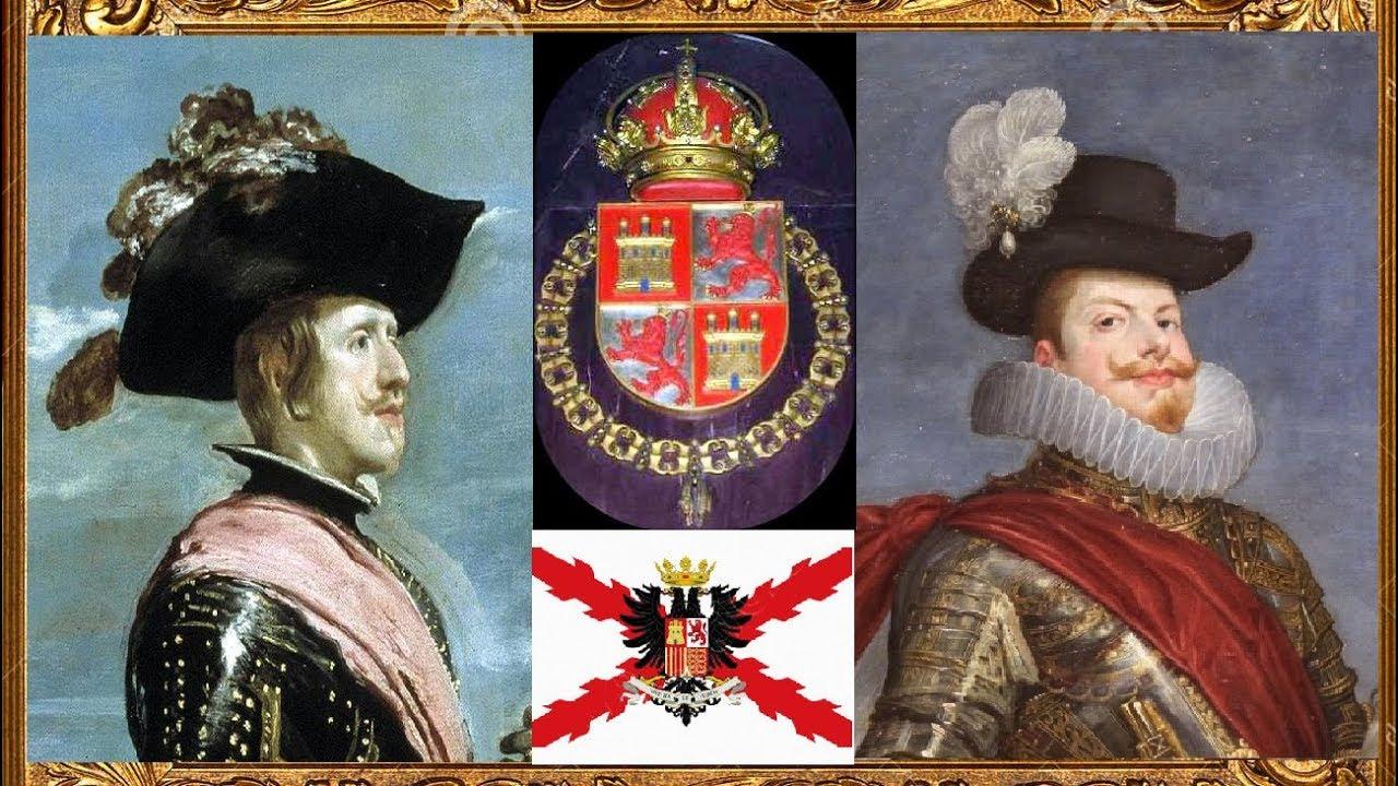 Felipe III de España y Felipe IV El Rey Planeta: El Esplendor del Siglo de  Oro.