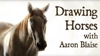 How to Draw Horses - Sneak Peek