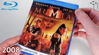 Video The Mummy Tomb of the Dragon Emperor Bluray - Quick Look download MP3, 3GP, MP4, WEBM, AVI, FLV November 2018