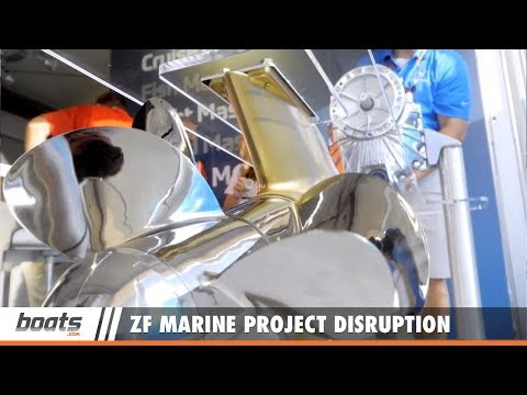 ZF Marine Project Disruption: First Look Video