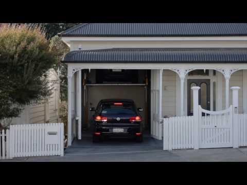 Garage Parking Stop >> secret garage - YouTube