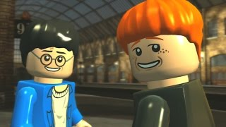 LEGO Harry Potter Years 1-4 - 100% Guide #1
