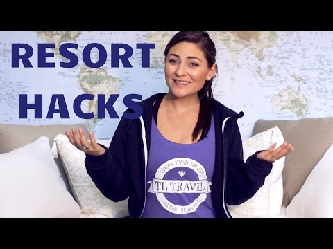 Tips & Tricks // Resort Hacks