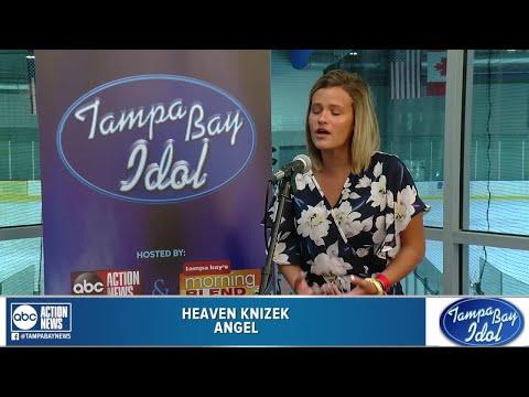 Tampa Bay Idol Audition: Heaven Knizek