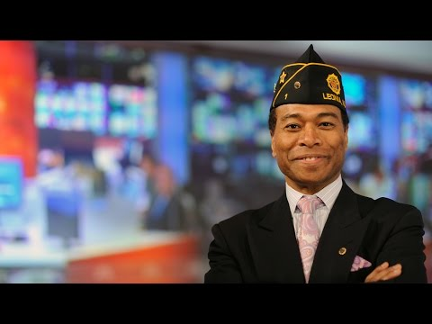 I Am The American Legion - Val Nicholas
