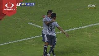Segundo de Duque   Zacatepec 1 - 2 Atlas   Copa Mx J-6   Televisa Deportes