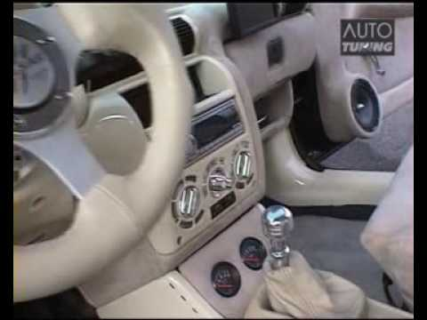 Opel astra gsi c00per 39 s tuning youtube for Opel astra f interieur