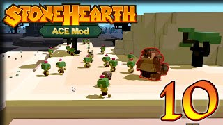 Skullbonking the Skullbonker – StoneHearth 1.1 + ACE Gameplay – Let's Play Part 10