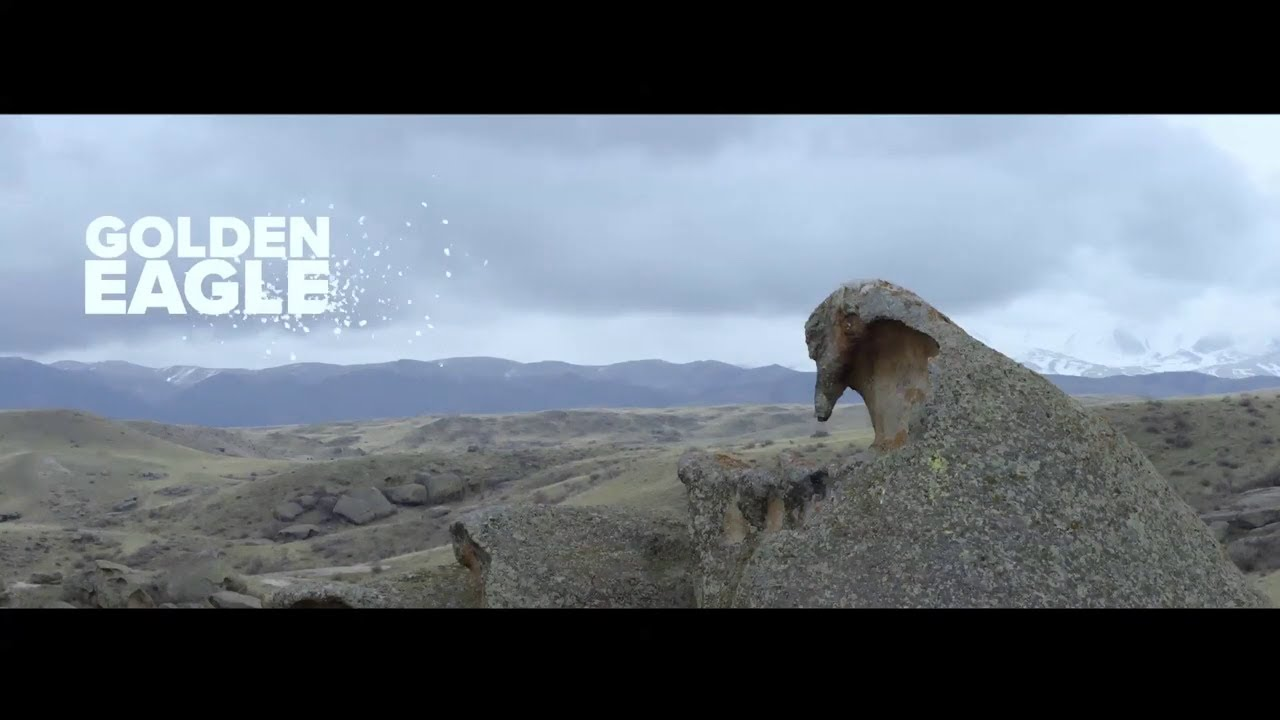 Crying Steppe (Golden Eagle) Trailer 2020