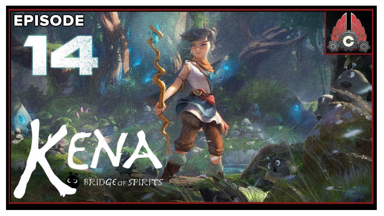 CohhCarnage Plays Kena: Bridge Of Spirits - Episode 14