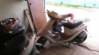 Хуйня для напора бензина в скутере honda dio 27