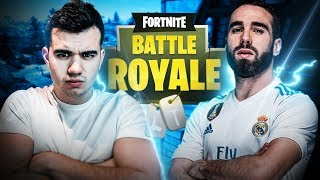 Download Video JUGANDO CON DANI CARVAJAL | FORTNITE MP3 3GP MP4