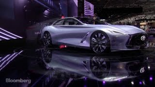 Infiniti Q80 Preview: The Ultra-Luxe Sedan that Looks Like a Spaceship