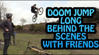BTS LONG JUMP OF DOOM WITH BRENDAN FAIRCLOUGH, OLLY WILKINS AND SAM PILGRIM!!!