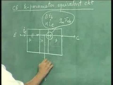 Lecture-32-Bipolar Juncction Transistor(Contd)