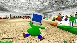 Play as INBTime in Baldi RP- ROBLOX