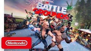 WWE 2K Battlegrounds - Launch Trailer - Nintendo Switch