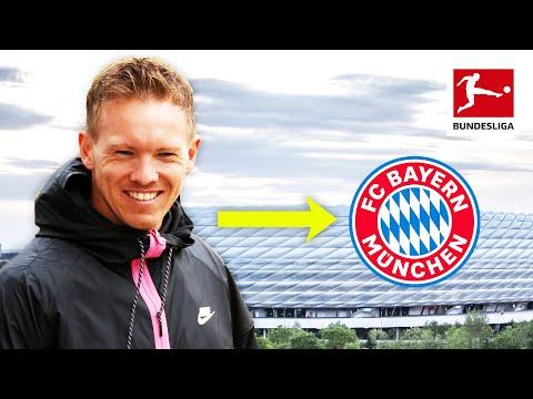 How FC Bayern München Signed Julian Nagelsmann